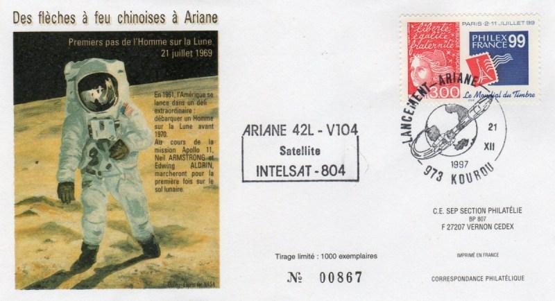 A104 - Vol 104 du 21 Décembre 1997