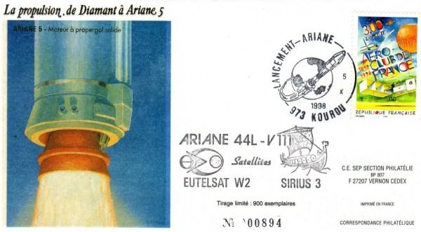 A111 - Vol 111 du 05 Octobre 1998