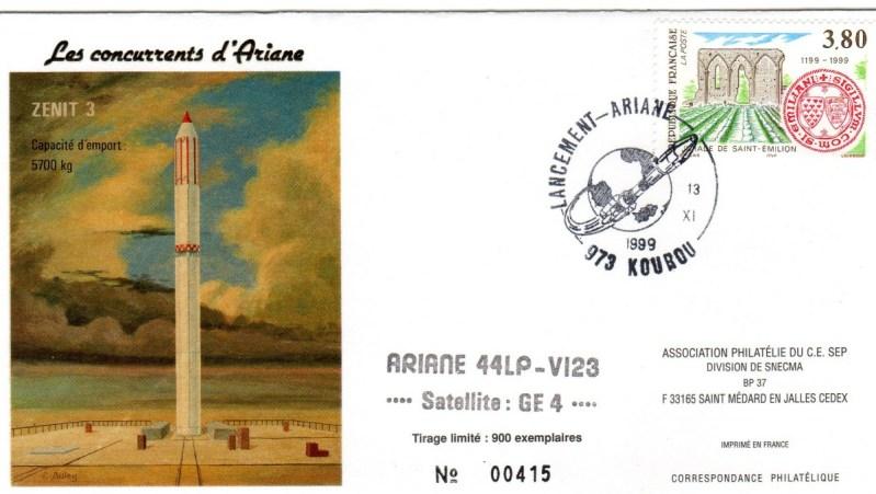 A123 - Vol 123 du 13 Novembre 1999