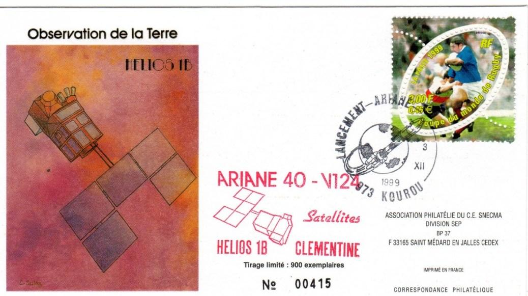 A124 - Vol 124 du 03 Décembre 1999