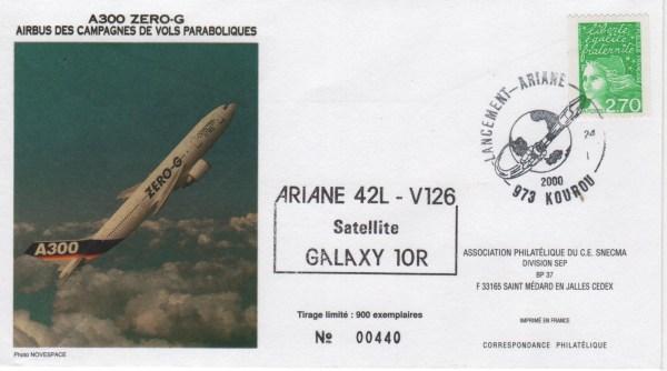 A126 - Vol 126 du 24 Janvier 2000