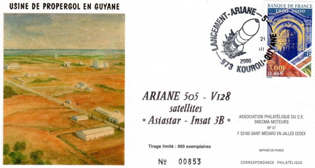 A128 - Vol 128 du 21 Mars 2000