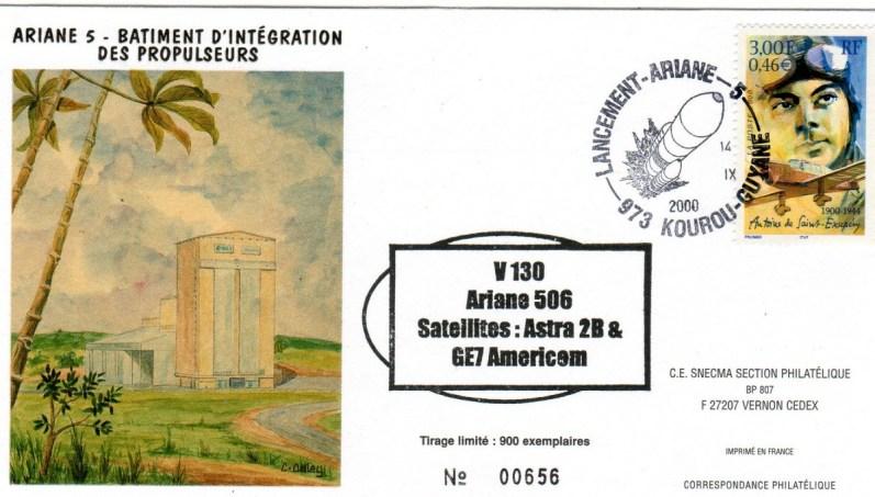 A130 - Vol 130 du 14 Septembre 2000