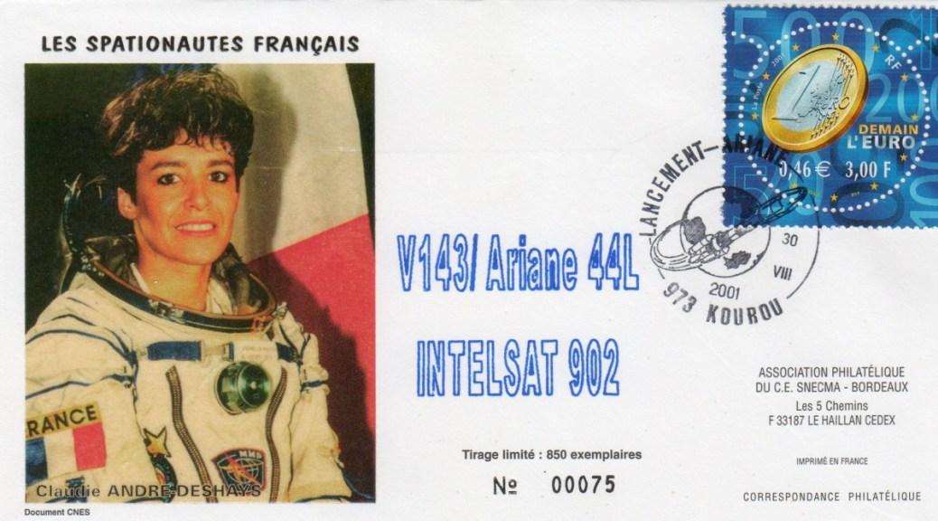 A143 - Vol 143 du 30 Aout 2001