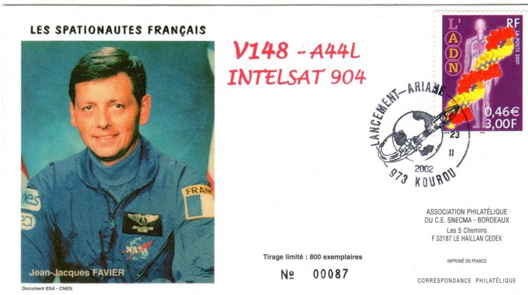 A148 - Vol 148 du 23 Février 2002
