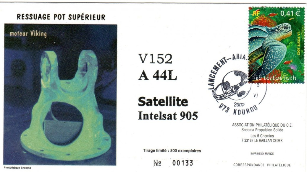 A152 - Vol 152 du 05 Juin 2002