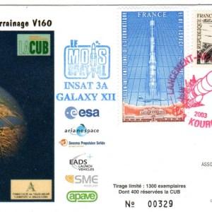A160 - Vol 160 du 09 Avril 2003