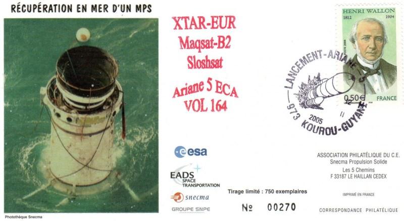 A164 - Vol 164 du 12 Février 2005