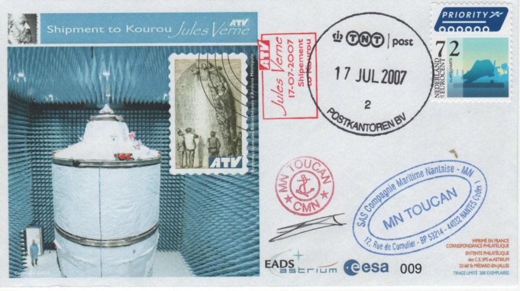 A181 2 - Vol 181 - 17 Juillet 2017 - Départ ATV Jules Verne de l'ESTEC (Pays Bas) vers Kourou (Guyane)