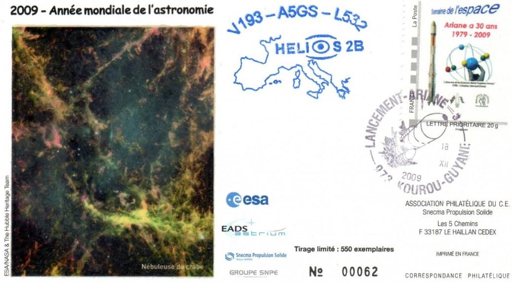 A193 - vol 193 du 18 Décembre 2009