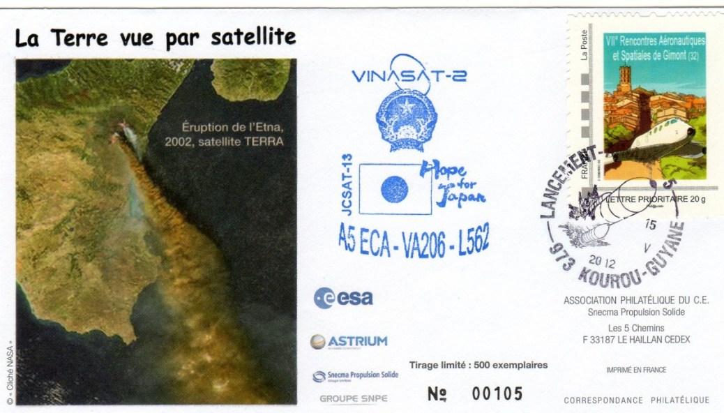 A206 - Vol 206 du 15 Mai 2012