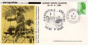 DC001 - Documents - 19 Juin 1982 Aerospatiale journée porte ouverte -
