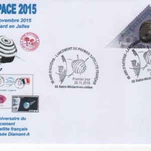 DC007 3 - Document - 26 Novembre 2015 - 50 ans du lancement d'Astérix - Salon PHILESPACE 2015