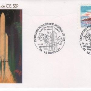 DC010 - Document - 28 Septembre 1996 - Exposition régionale GPA - Tradition Avenir Espace