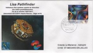 V006 1 - Vol VV06 - Lisa Pathfinder fin de Mission
