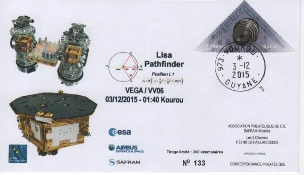 V006 - Vega - Vol VV06 du 03 Décembre 2015