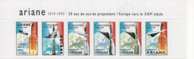 DT008 1 - Document - Vignettes - Anniversaire 20 ans Ariane
