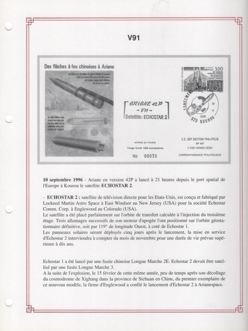 FA003 - Fiches Album - Vol 91 à Vol 110 - 24 Fiches - Complément Tome 2 -
