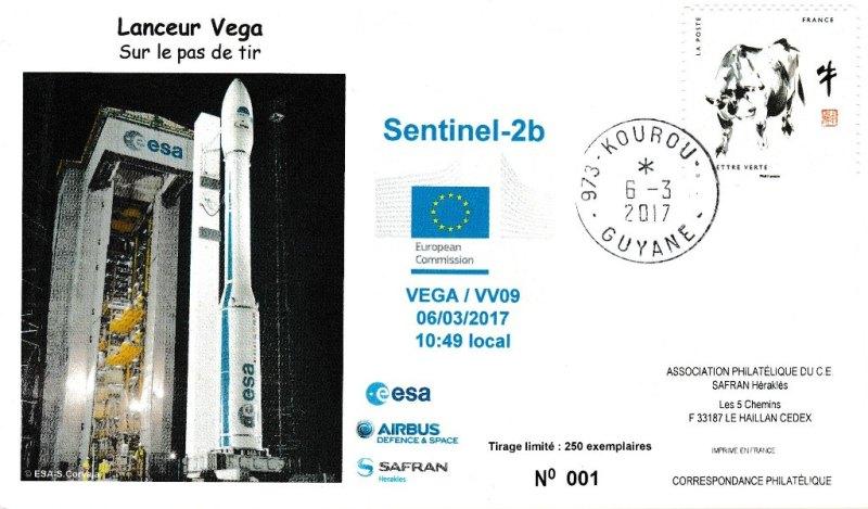 VV09 - Vol Vega VV09 du 06 Mars 2017