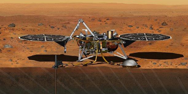 sismometre sur Mars - MARS : Mission SEIS
