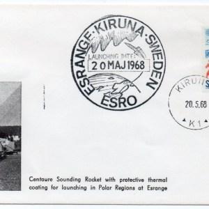 img20191103 19123072 1 - Kiruna (Suède) tir ESRO - CENTAURE IIB - 20 Mai 1968