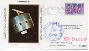 img20191125 15222369 - Kourou (Guyane) Lancement Ariane 1 - Tir L5 - 09 Septembre 1982 (Pochette CNES Complète)