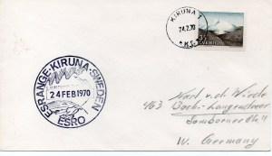 img20191211 15181490 - Base Kiruna (Suède) - Tir ESRO - SKYLARK 2 - 24 Février 1970