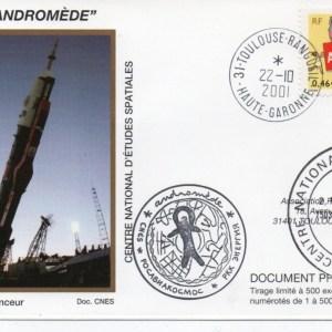 img20200429 17465186 - Mission ANDROMEDE - Expériences à bord station MIR Claudie Haigneré - 22 Octobre 2001