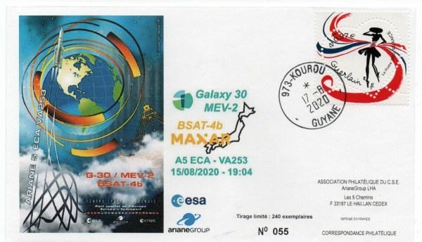 img20210202 16395585 - Lancement Ariane 5 ECA - VA253 - 15 Aout 2020 - 19h04 hl