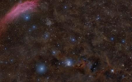NGC1499-1333 9 panel mosaic By Yves van den Broek