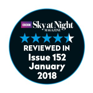 BBC Sky at Night Magazine First Light Review by Sara Wager