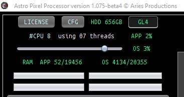 OpenGL after start APP