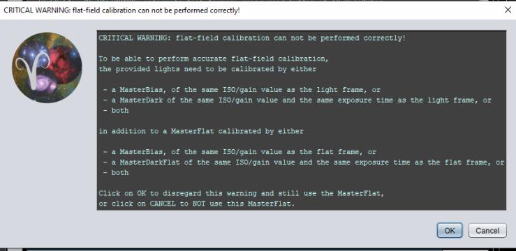APP Flat error
