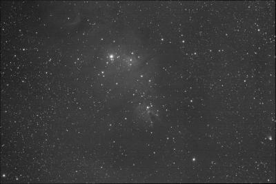 Cone Nebula 60xL30xD Integrated