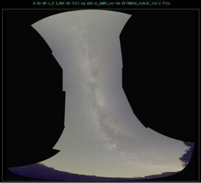 APP Strange MilkyWay Vertical
