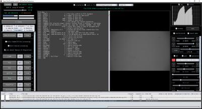 Flat none debayered info IC434