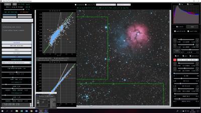 Star color calibration issu after calibration