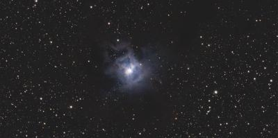 Iris nebula final RGB session 1 St