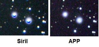 APP vs Siril alignment