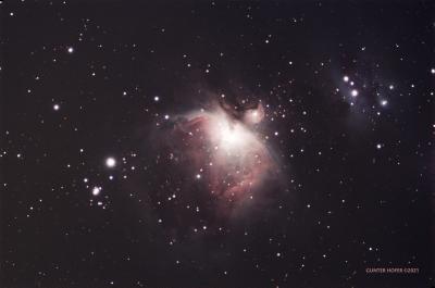 Orion nebula RGB session 1 St