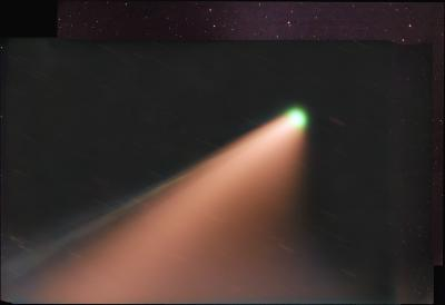 New Comet Neowise integration for upload