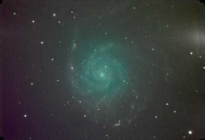 M101 Luminance session 1 St