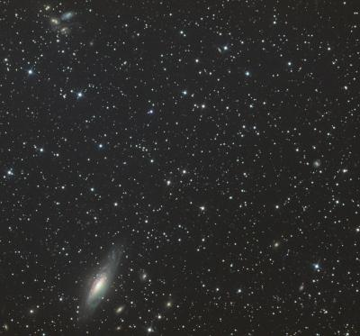 NGC7331 and friends APP