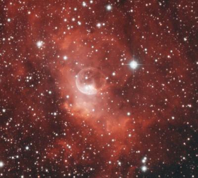 NGC7635 combine RGB image SC St 2