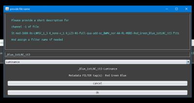 RGBCombine meta header tag multi channel data
