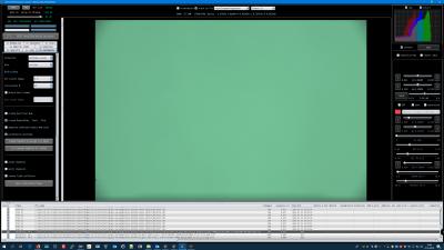 MasterFlat GBRG BUG FIxed histogram is GOOD