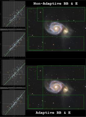 M51 compare