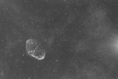 NGC688 Soap 300sec 1x1 Ha Light uncalibrated