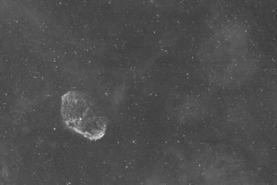 NGC688 Soap 300sec 1x1 Ha Light calibrated