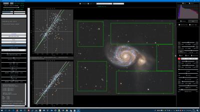 StarColorCalibration parameters